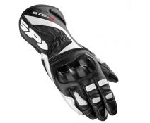 GUANTES SPIDI STS-R LADY BLANCO - NEGRO