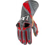 GLOVE ICON HYPERSPORT PRO LONG RED