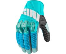 GLOVE ICON OVERLORD WOMAN MESH BLUE