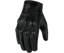 GLOVE ICON PURSUIT WOMAN TOUCHSCREEN PERF BLACK