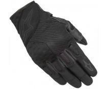 Guantes Verano Alpinestars Kinetic / Crossland  Black/black 1100
