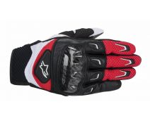 GUANTES ALPINESTARS SMX-2 RED BLACK