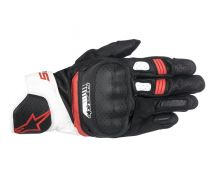 Guantes Alpinestars Sp-5 Black-white-red 123