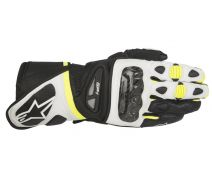 ALPINESTARS SP-1 BLACK-WHITE-FLUOR