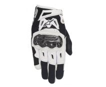 GUANTES ALPINESTARS STELLA SMX-2 AIR CARBON V2 BLACK-WHITE