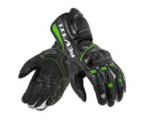 REV'IT JEREZ PRO COMPETICION RACING BLACK-GREEN T.S