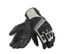 Guantes Rev'it Sand 3 Negro-plata