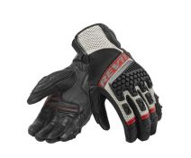 Guantes Rev'it Sand 3 Negro-rojo