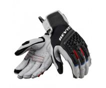 Guantes Revit Sand 4 Mujer Gris Claro Negro