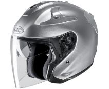 Casco Hjc Fg-jet Metalico Gris Cr