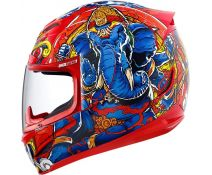 ICON AIRMADA GANESH RED T.2XL