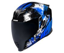 Casco Icon Airflite Stim Blue