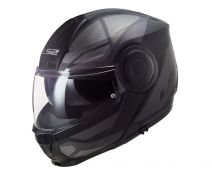 Casco Ls2 Scope Ff902 Axis Black Titanium