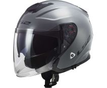 Casco Ls2 Of521 Infinity Solid Nardo Grey