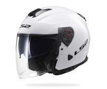 Casco Ls2 Of521 Infinity White