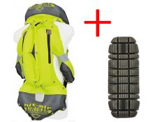 CHALECO HIT-AIR MLV-P HIGH VEST CON ESPALDERA