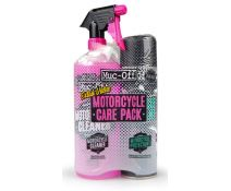 MUC-OFF CARE PACK MOTORCYCLE PROTECTANT + CLEANER