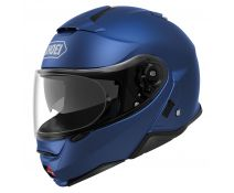 CASCO SHOEI NEOTEC 2 MATT BLUE