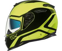 Casco Nexx Sx.100 Urban Popup Neon Yellow