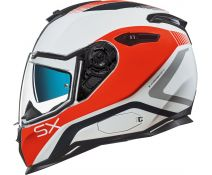 Casco Nexx Sx.100 Urban Popup Orange