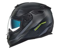Casco Nexx Sx.100 Urban Mantik Blak-grey Matt