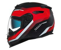 Casco Nexx Sx.100 Urban Mantik Blak-red Matt