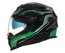Casco Nexx X.wst 2 Supercell Black-green