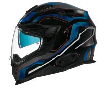 Casco Nexx X.wst 2 Supercell Black-blue-red