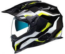 Casco Trail Nexx X.Wed 2 Columbus Grey-Neon-Black