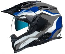 Casco Trail Nexx X.Wed 2 Columbus Blue-Grey