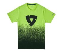 Camiseta Quantum Rev'it Amarillo Fluor T.xl