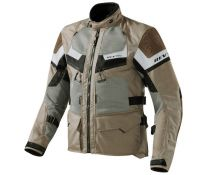 CHAQUETA REV'IT CAYENNE PRO SAND-BLACK