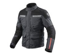 CHAQUETA REV'IT HORIZON 2 ANTRACITA-NEGRO