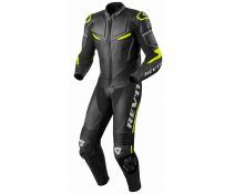REV'IT PROFESIONAL ONE PIECE MASARU BLACK-FLUO