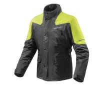 CHAQUETA REV'IT NITRIC 2 H2o BLACK-HI-VIZ