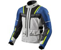 Chaqueta Rev'it Offtrack Plata-azul