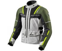 Chaqueta Rev'it Offtrack Plata-verde