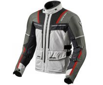 Chaqueta Rev'it Offtrack Plata-rojo