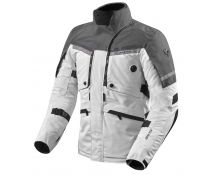 CHAQUETA REV'IT POSEIDON 2 GORE-TEX 3L PLATA-ANTRACITA