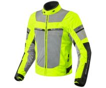 CHAQUETA 2EN1 REV'IT TORNADO 2 NEON YELLOW SILVER