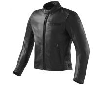 CHAQUETA REV'IT FLATBUSH VINTAGE NEGRA T.56