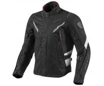 CHAQUETA REV'IT VAPOR BLACK-WHITE