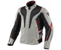 CHAQUETA REV'IT VAPOR SILVER-RED