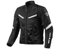 CHAQUETA REV'IT GT-R AIR BLACK-WHITE