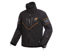 CHAQUETA RUKKA REALER BLACK-ORANGE 996