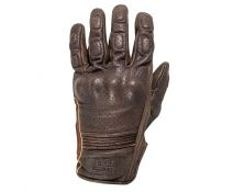 GUANTES RUKKA FERNIE DARK BROWN