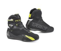 TCX RUSH WATERPROOF BLACK/YELLOW FLUOR 9505W-YEFL