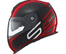 CASCO SCHUBERTH S2 SPORT DRAG RED