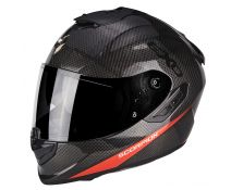 CASCO SCORPION EXO 1400 AIR CARBON PURE NEON RED