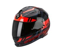 SCORPION EXO 510 AIR STAGE BLACK-RED